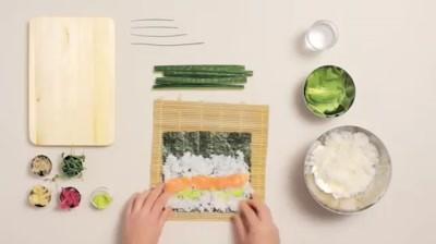 Ikea - Make Sushi