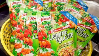 Knorr - Legume in Bucate (packaging)