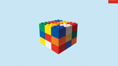 LEGO - Rubik's Cube