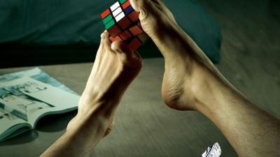 Nike - Rubik's cube
