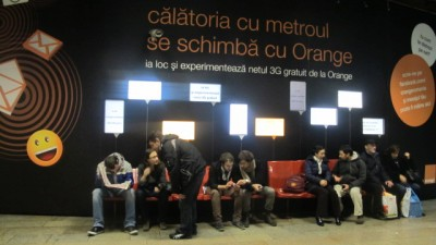 Orange - Panou dinamic internet 3G