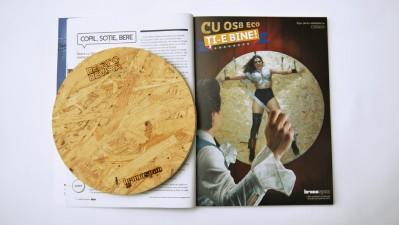 OSB ECO - Cu OSB ECO ti-e bine (insert Decat O Revista #7), 2