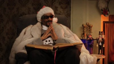 Pepsi Max - Snoop's Christmas Story
