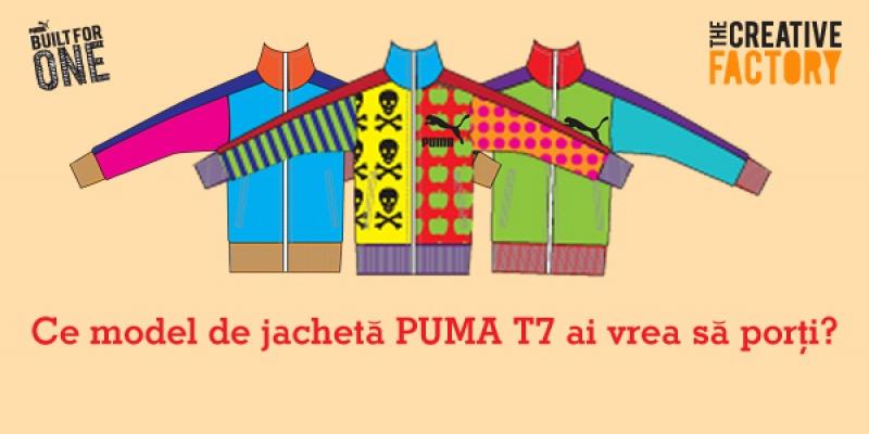 Competitia PUMA T7 The Creative Factory si-a inchis urnele de vot