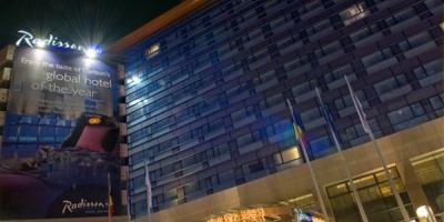 """Daniela Dumitrescu (Radisson Blu Hotel): """"50% din venituri provin din cazare si alte 50% din organizarea de evenimente si conferinte si din restaurante"""""""