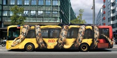Instante creative ale transportului in comun