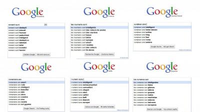 Rom Autentic - Romanii sunt destepti (rezultate Google)