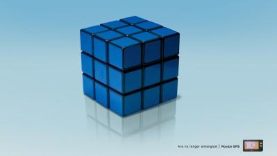 Routon GPS - Rubik's cube