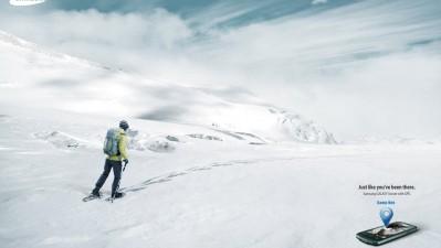 Samsung Galaxy Xcover - Snowfield