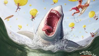 Spoleto - Shark