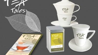 Tea Tales - Identitate brand si POSM