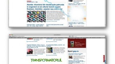 Transformatorul.com - Transformatorul de articole