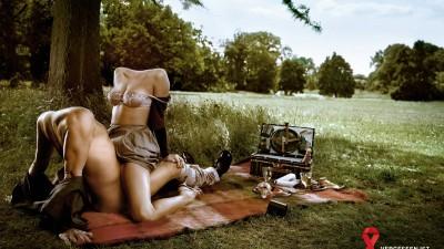 Vergessen ist ansteckend - Picknick