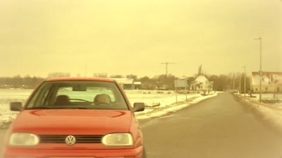 Volkswagen - Old lady