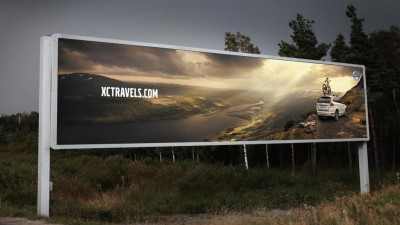 Volvo XC Travels - Hill