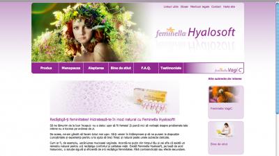 Web site design: www.feminella.ro (1)