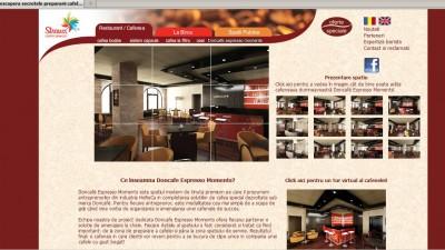Website: coffeeservices.ro - Espresso moments