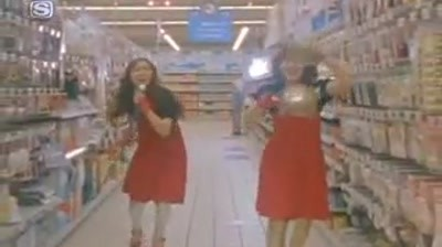 Carrefour Japan - It's party time!