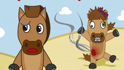Deutscher Tierschutz - Horse