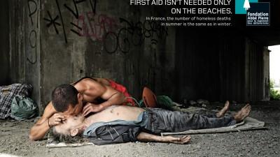 Fondation Abbé Pierre - The lifeguard