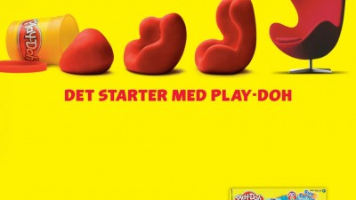 Hasbro Play-Doh - It starts with...