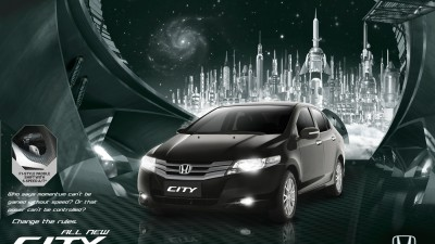 Honda City - Change the rules