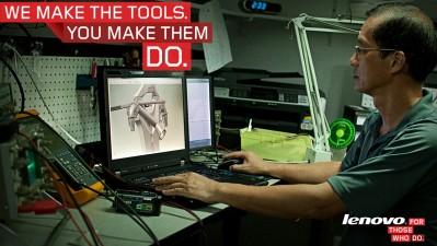 Lenovo - We make the tools, 1
