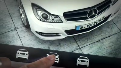 Mercedes-Benz - Augmented Reality Accessories