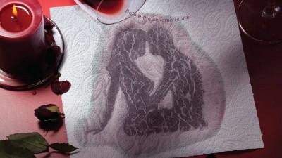 Nikol Paper wipes - Wine