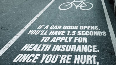 Pacific Blue Cross Health Insurance - Bike Path