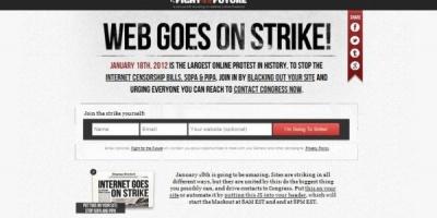 Protestele impotriva proiectelor de lege SOPA si PIPA, raspunsul initiatorului Lamar Smith si pozitia Casei Albe