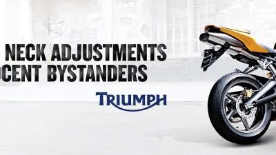 Triumph Motorcycles - Daytona