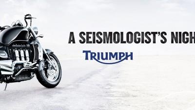 Triumph Motorcycles - Rocket III