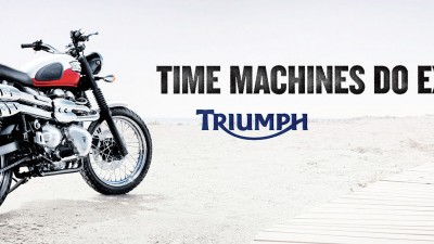 Triumph Motorcycles - Triumph Scrambler