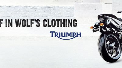Triumph Motorcycles - Triumph Speed Triple