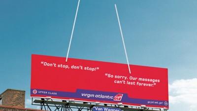 Virgin Atlantic International - Don't Stop
