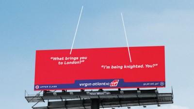Virgin Atlantic International - What brings you to London?