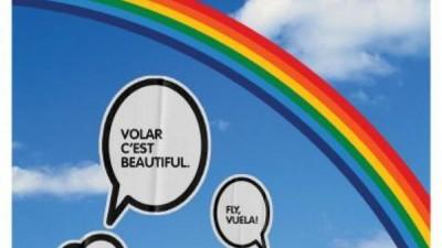 Vueling - Rainbow