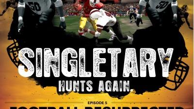 2K Sports All-Pro Football 2K8 - Football Resurrected, Singletary