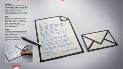 Avis - Offline-Mailing