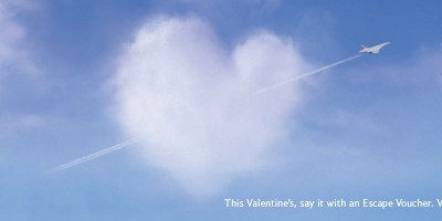 British Airways - Valentine's day