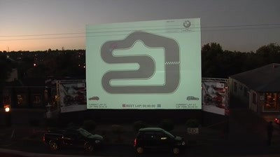 Case Study: BMW - Interactive projection