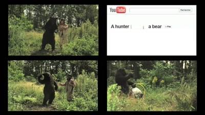 Case Study: Tipp-ex - A hunter shoots a bear