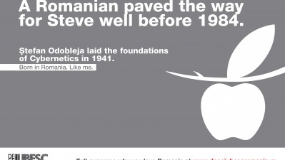 De ce iubesc Romania – Stefan Odobleja