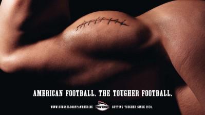 Dusseldorf Panthers American Football - Tougher Football