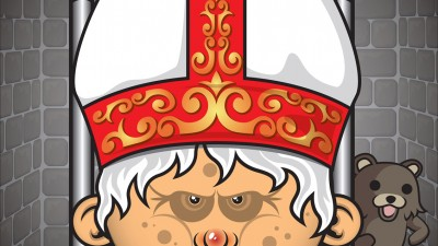 Eshe Streetwear - Pedo Pope