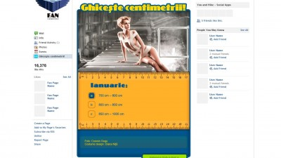 FAN Courier - Ghiceste centimetrii (3)