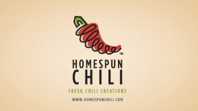 Homespun Chili - Logo