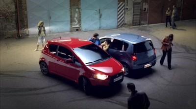 Mitsubishi - Carfitti