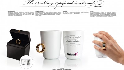 Moemax furniture store - The wedding proposal